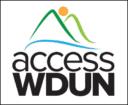 Access WDUN logo