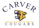 Carver Cougars logo