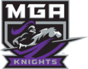 Middle Georgia Knights logo