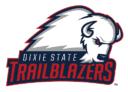Dixie State Trailblazers logo