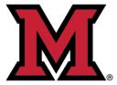 Miami Ohio Redhawks logo