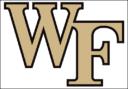 Wake Forest Demon Deacons Framed logo